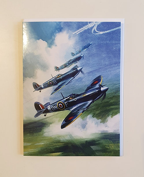 Supamarine Spitfire Mark IX