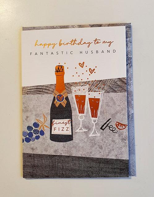 HB Fantastic Husband - Fizz