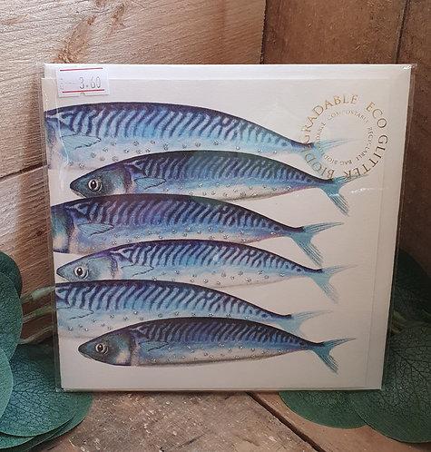 Eco Glitter Biodegradable Fish