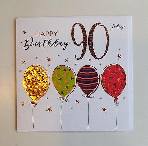 90 - Balloons