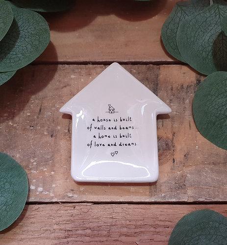 House Ring Dish