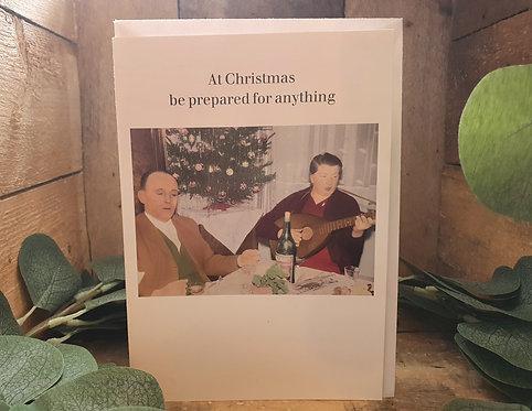At Christmas Be Prepared