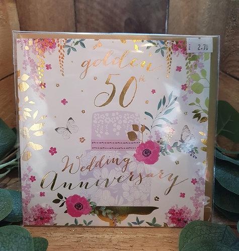 Golden 50 Anniversary