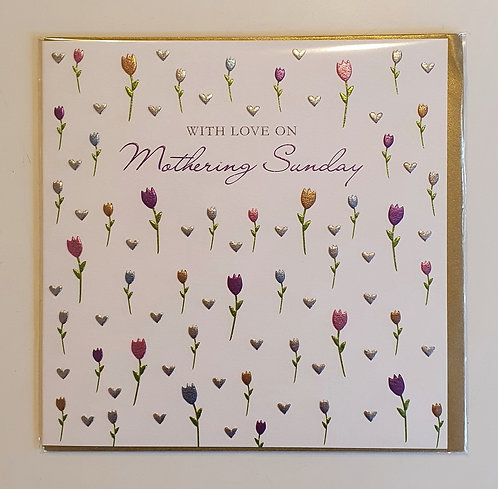 Mothering Sunday -WISHING YOU A LOVELY DAY