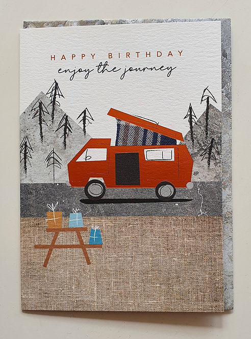Happy Birthday Enjoy The Journey