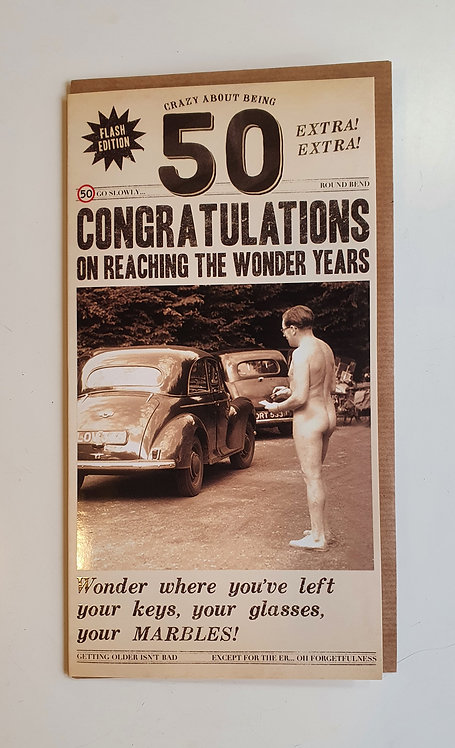 50 - Where You've Left Your Keys