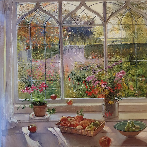 Easton - Autumn Fruit & Flowers
