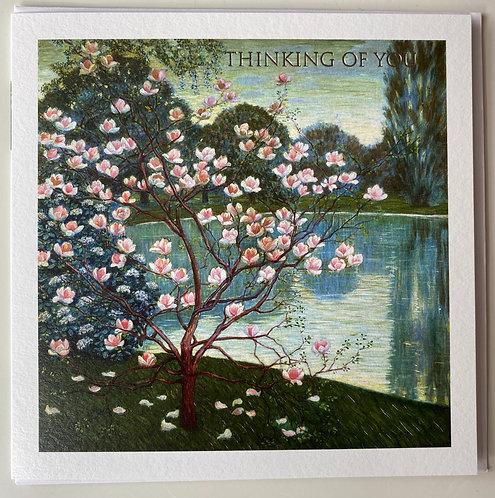 Thinking of you - Magnolia