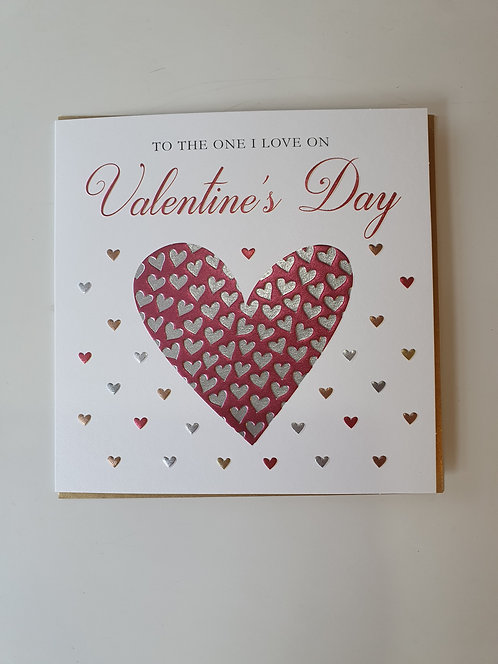 Valetine's Day -Hearts
