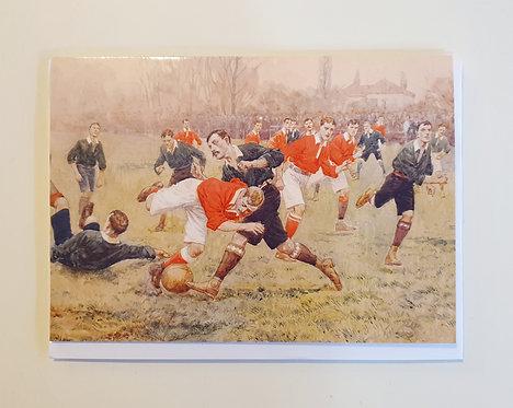 Classics - Amateur Gentlemen, Rugby