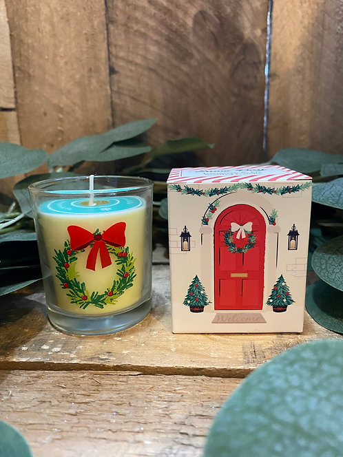Evergreen & Fir Scented Candle