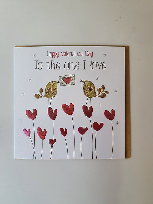 To The One I Love - Birds