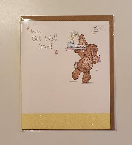 Get Well Soon - Bunny