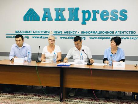 Сотрудники УВД Октябрьского района Бишкека до сих пор не понесли ответственности за применение пыток