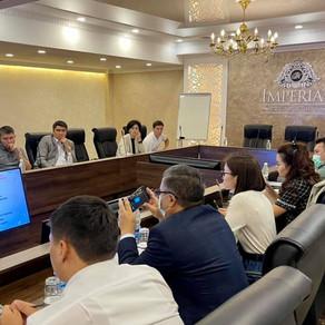 Круглый стол по обсуждению инвентаризации законодательства по вопросам правосудия