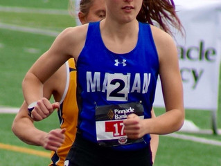 Tales of a Runner #10: Katie Williams, Marian