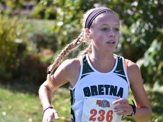 Tales of a Runner #1: Mazie Larsen, Gretna