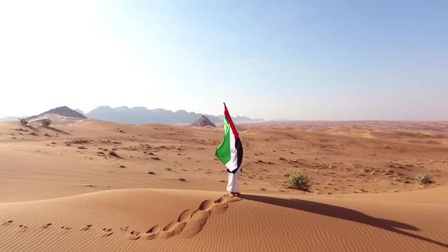 Training in desert
