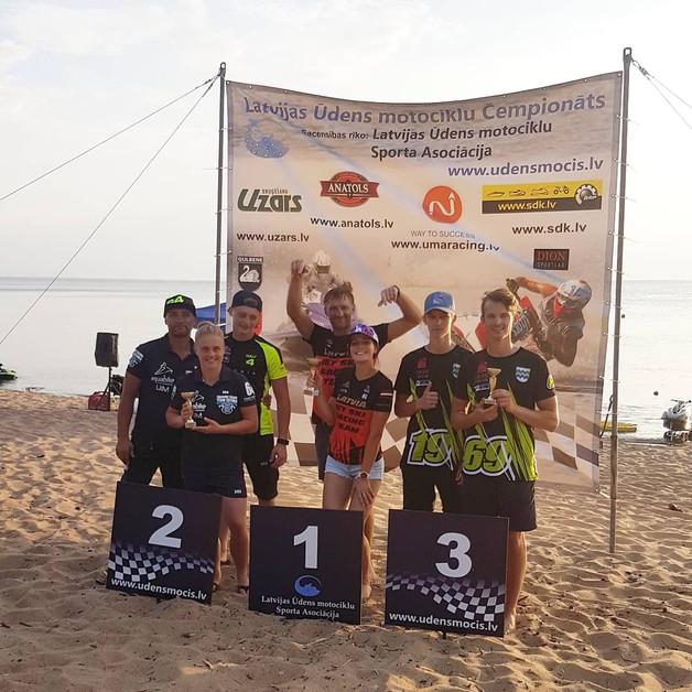 Latvian Championship- 3rd Stage