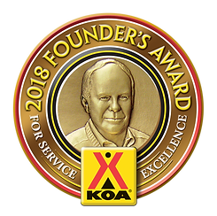 2018 KOA Founder's Award