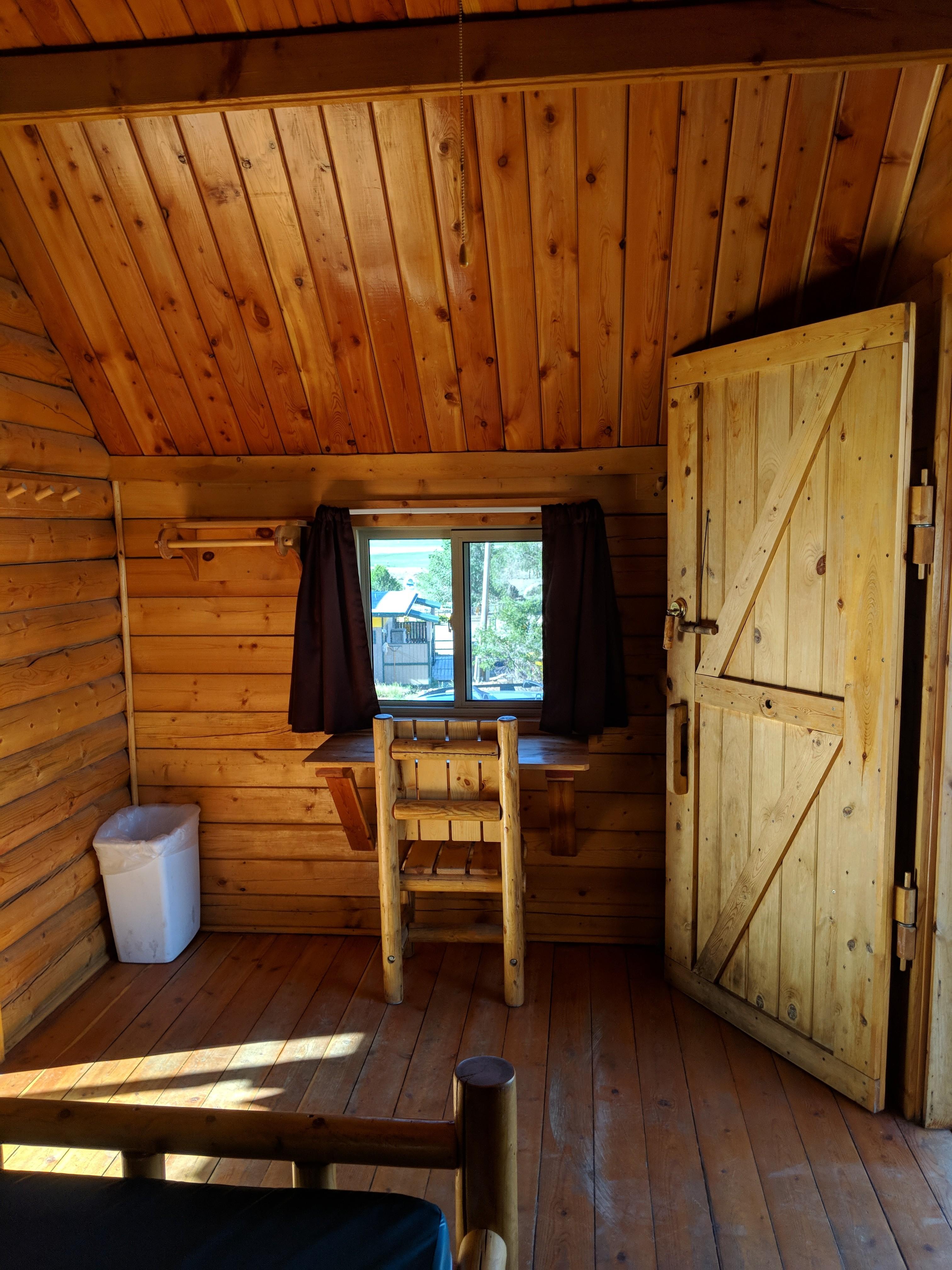 2 Room Cabin Interior