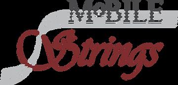 Mobile Strings Logo