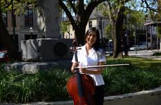 Andrea Beltran Landers - Cellist