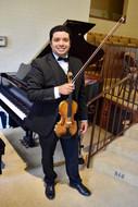 Andres Alean - Violinist