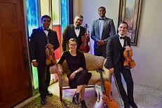 String Quartet with Singer