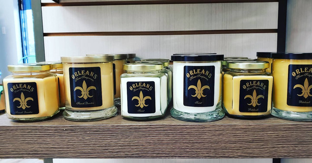 Orleans Candles