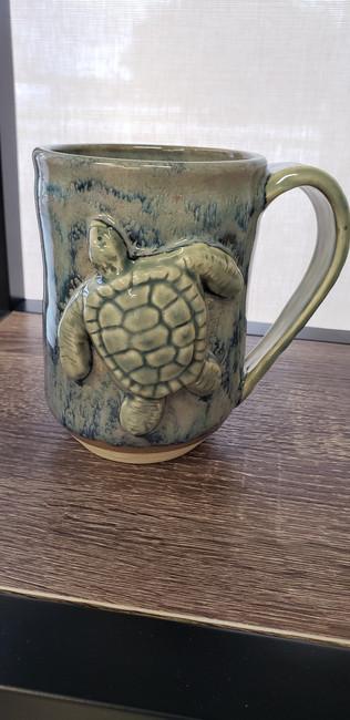 sea turtle (sold)