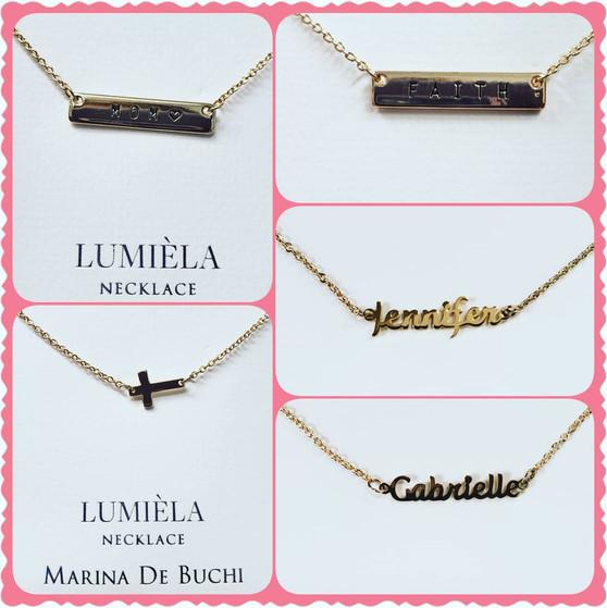Lumiela Necklaces