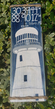 Biloxi Lighthouse by Taylor
