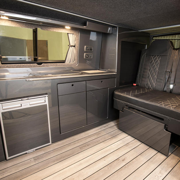 Premier Campervan Conversion