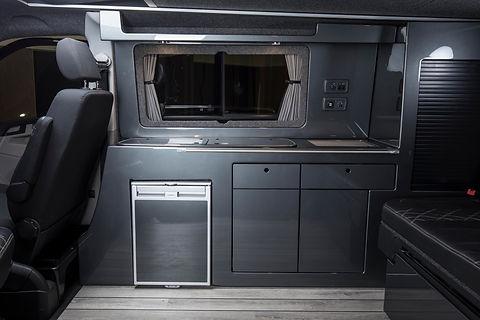 VW Transporter Conversion