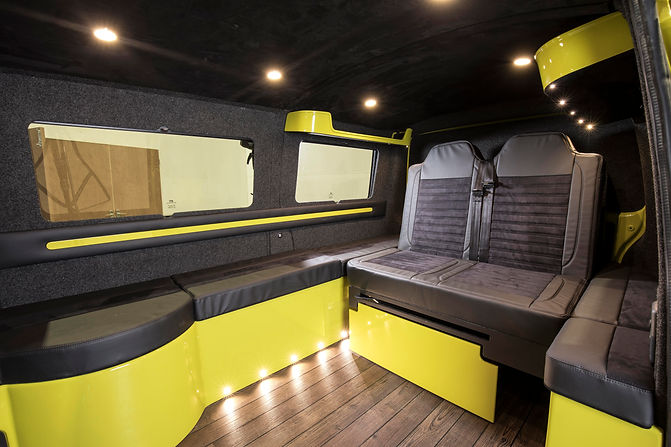 Beach VW Campervan Conversion