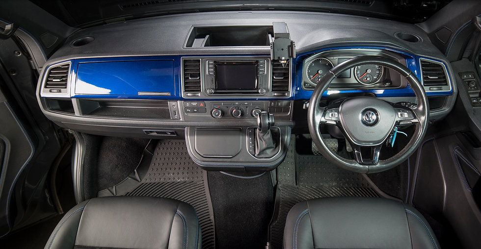 VW T6 Leather Dash