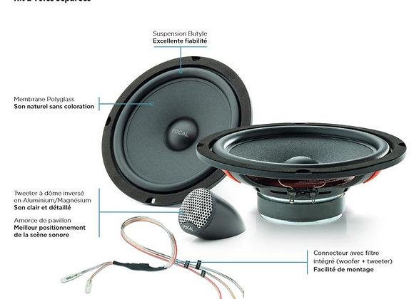 T5 & T6 Front Speaker Audio Upgrade Kit