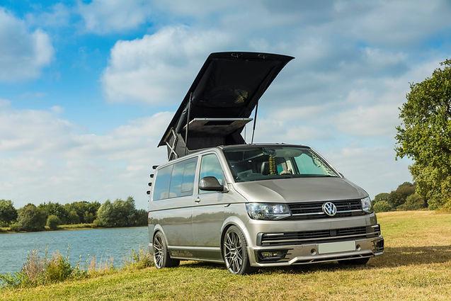 VW T6 Camper for sale