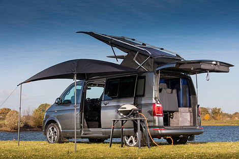 Campervan Conversion Lifestyle
