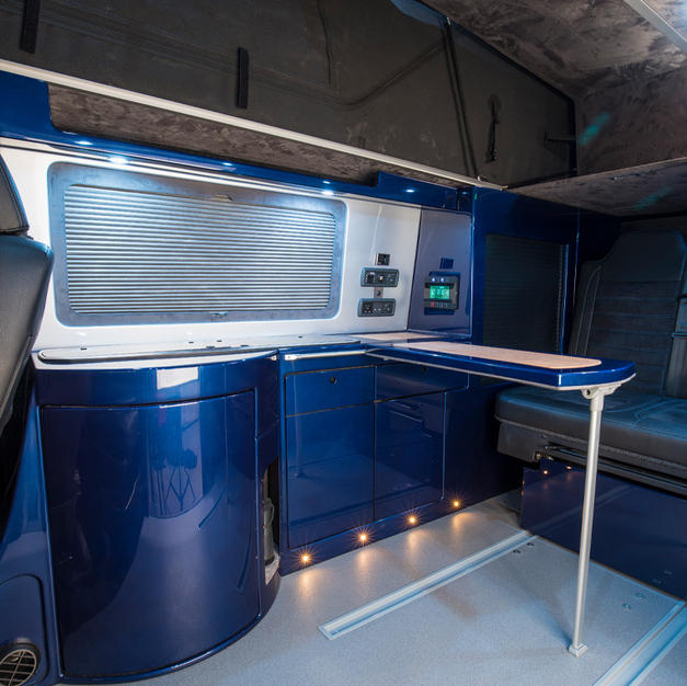 VW Camper van Conversion