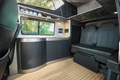 VW Van Conversion
