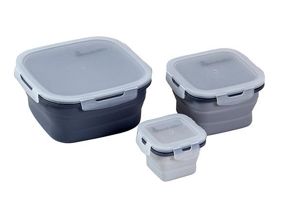 Isabella Folding Food Box set