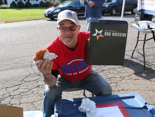 Mission BBQ Donates to HOHCT
