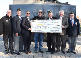 GK Veterans Open Supports HOHCT