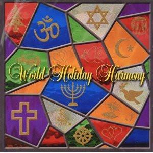 Happy Christmas and World Holiday Harmony