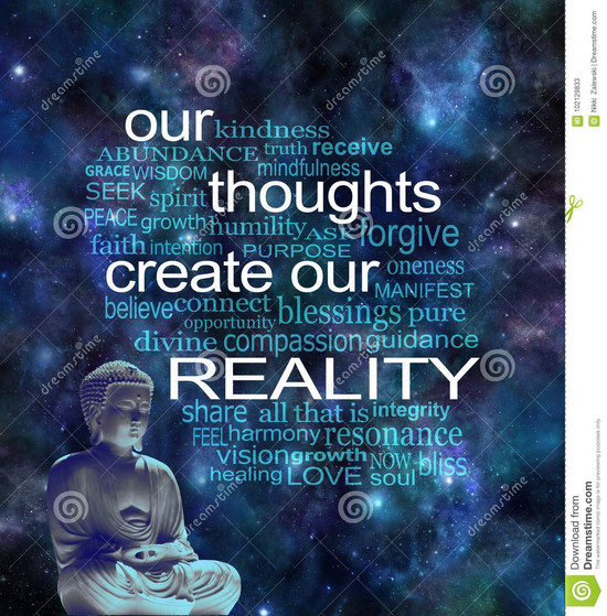 our-thoughts-create-reality-word-cloud-d