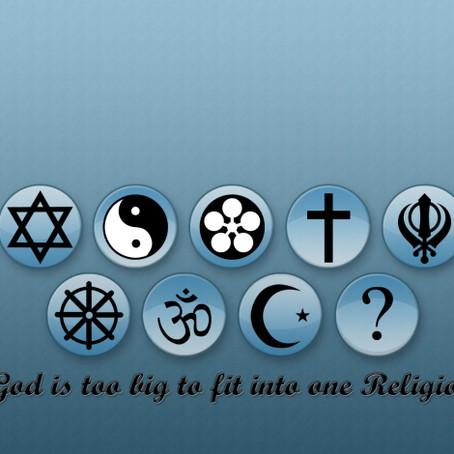 Same God…different values?