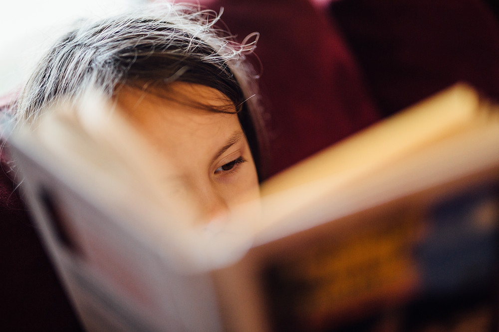 criança introvertida