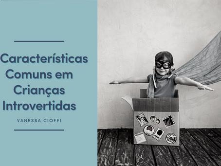 7 Características Comuns em Crianças Introvertidas